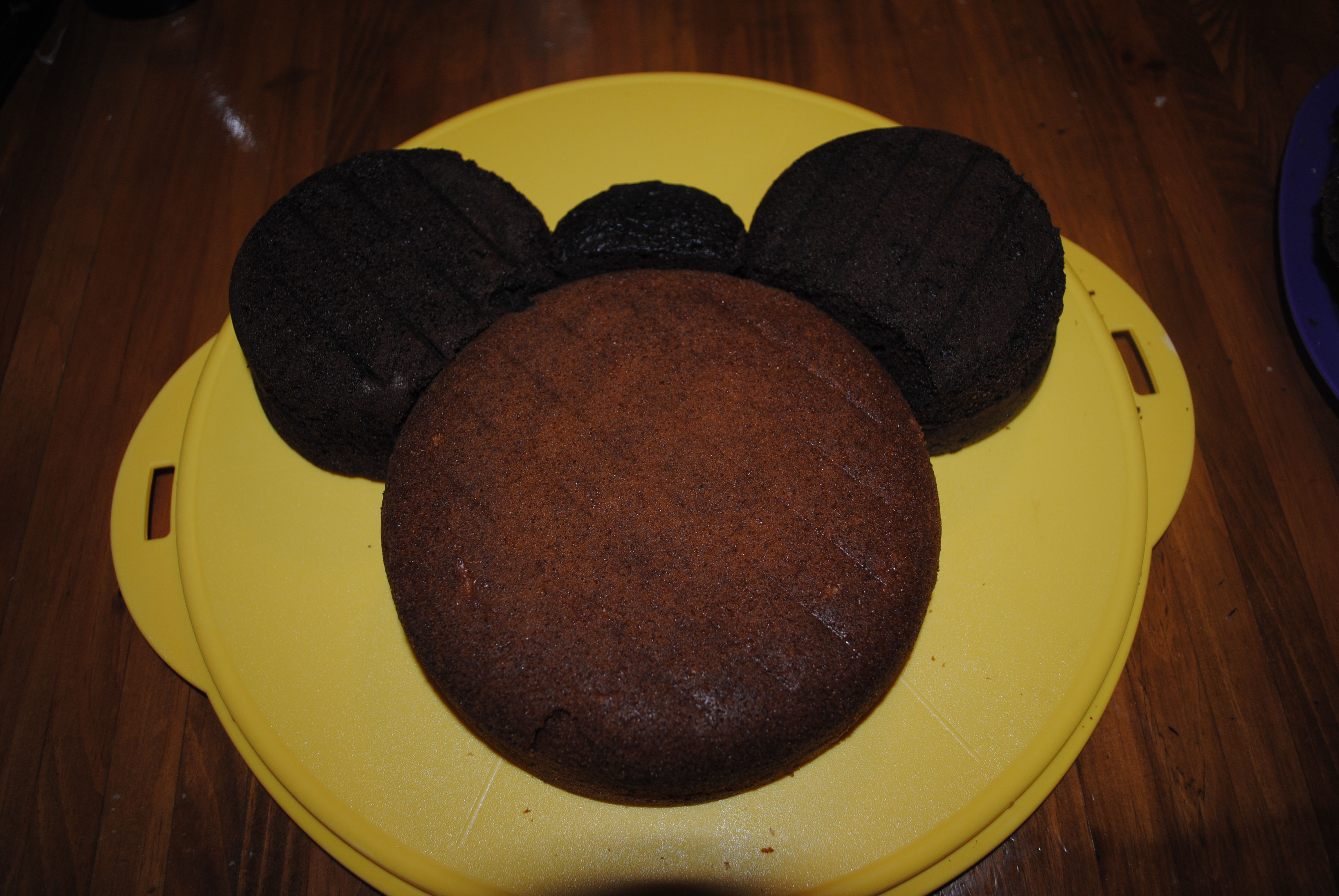Minnie Mouse Party Cake Lesleys Lovingly Lifted Life